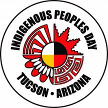 Indigenous People's Day 2021 Round Stickers